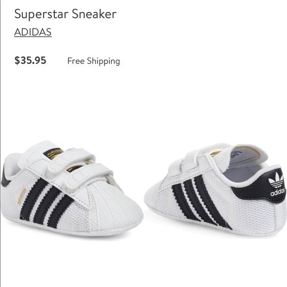 Infant Adidas Crib Shoes